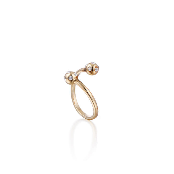 LOVERS mini Ring